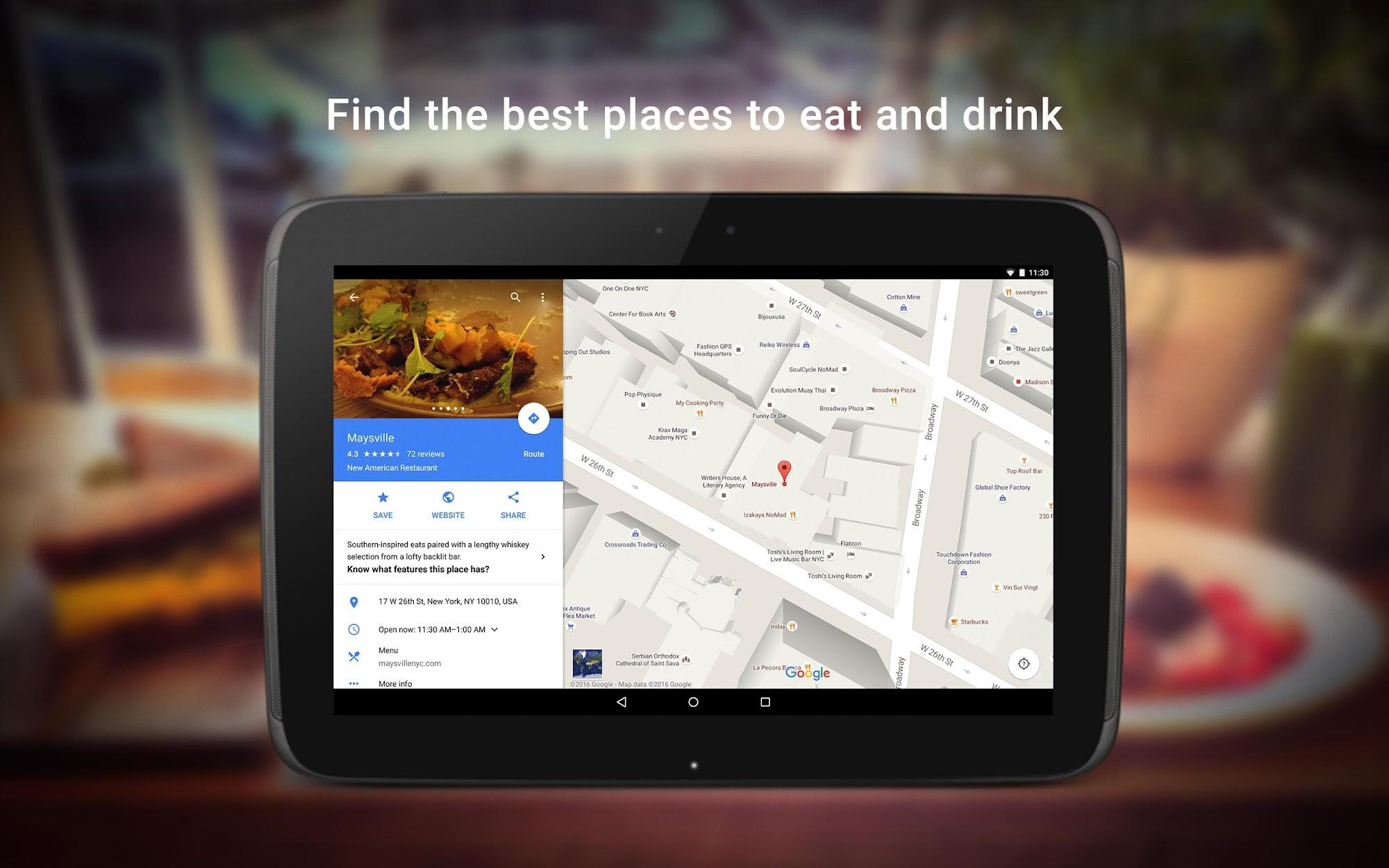 Maps - Navigation & Transit screenshot #12