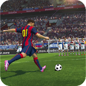 Flick Soccer League : Football Shoot Kick