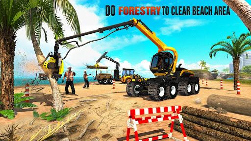 Beach House Builder Construction Games 2018 apkpoly screenshots 12