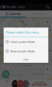 Fly GPS-Location Apk – Fake GPS 2