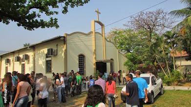 Photo: Dia Nacional de Juventude / Diocese de Nova Iguaçu 2014   - Matriz de Santa Luzia