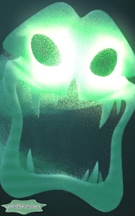 Ghost Scary Head 3D Hovering- screenshot thumbnail