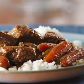 Slow-Cooker Korean Beef Stew.