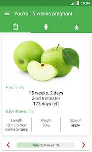 Pregnancy Week By Week MOD (Ad Free) 1