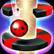 Tower Ladybug Ball Jump