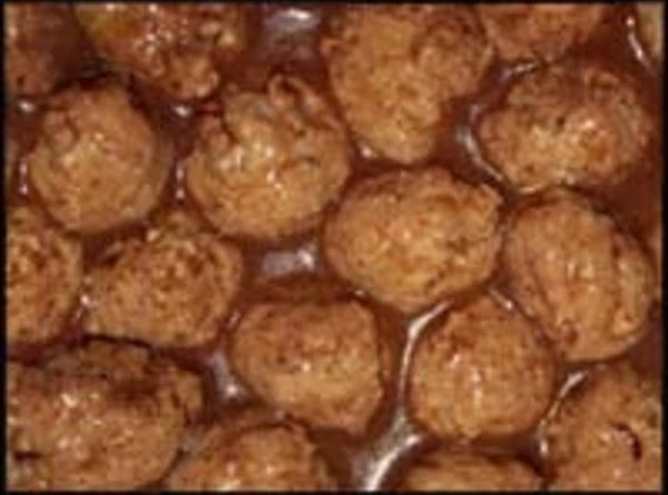 Meatballs (keftethes) Recipe