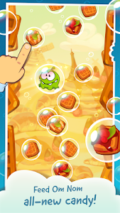 Om Nom: Bubbles v1.0.4 (Unlocked)