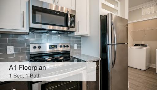 A1 Floorplan 1 Bed 1 Bath Brizo Luxury Apartments In