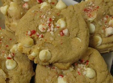 Peppermint Pudding Cookies Recipe