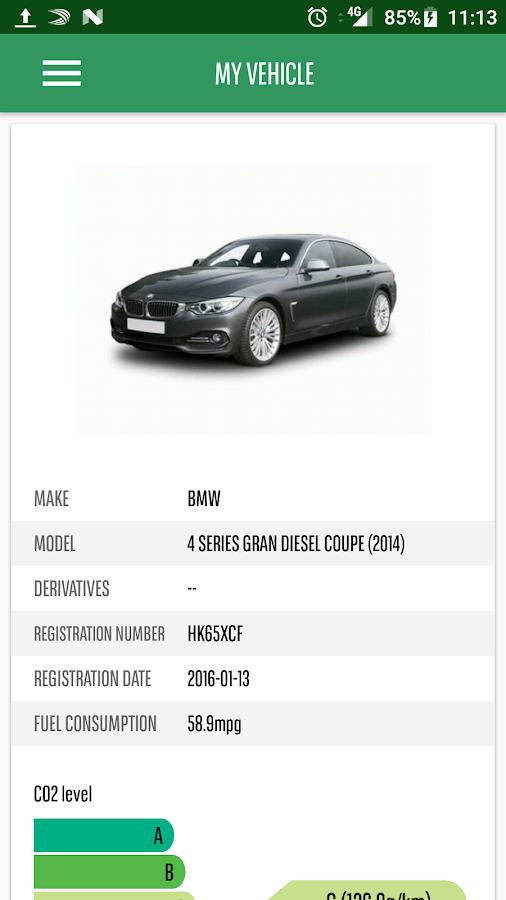 My Arval Mobile- screenshot