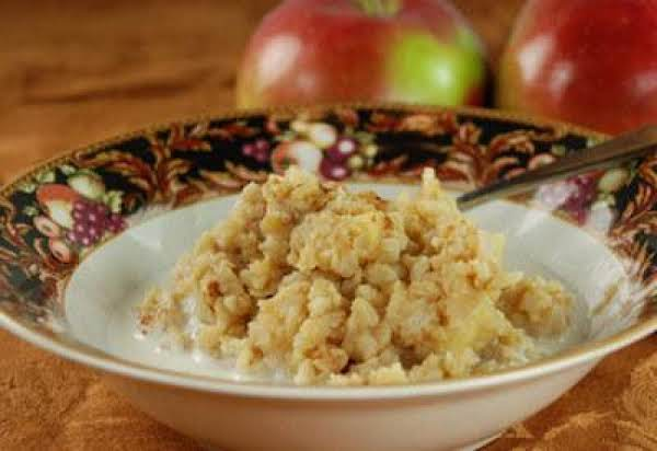 Apples And Brown Rice Bake Recipe