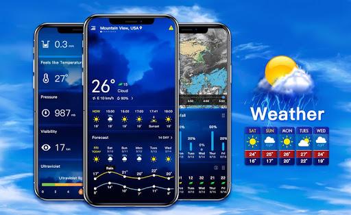 Weather Forecast 1.0.8.5 Screenshots 10