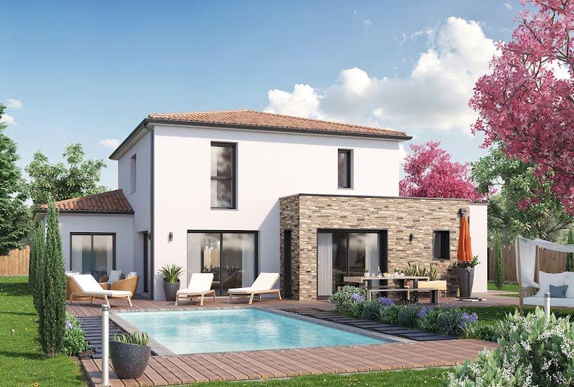 Vente Terrain + Maison - Terrain : 658m² - Maison : 148m² à Le Pin-en-Mauges (49110)