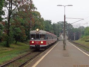 Photo: EN57-1277, Toruń Wschodni - Bydgoszcz Główna {Toruń Miasto; 2013-07-30}