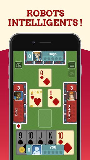 Code Triche Euchre Jeux De Cartes Gratuit: Jeu Classique APK MOD screenshots 6