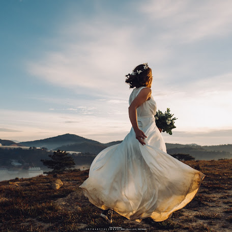 Wedding photographer Bao Duong (thienbao1703). Photo of 19.01.2018