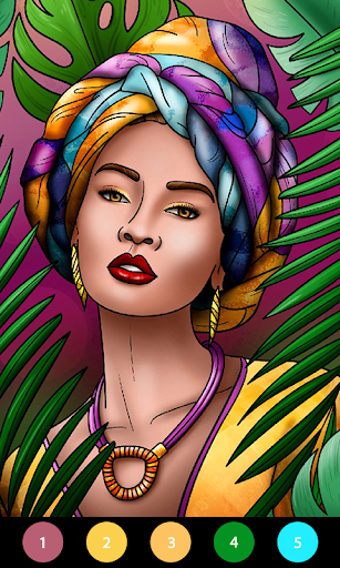 Color Painting u2013 Paint by Num, Coloring Creatively apkdebit screenshots 4