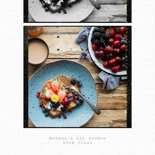 Brunch Book Today - Instagram Post Template