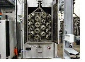 Photo: Grenailleuse grande capacité ab decometal