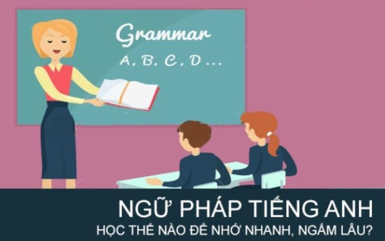 Cách học ngữ pháp tiếng Anh hiệu quả nhất
