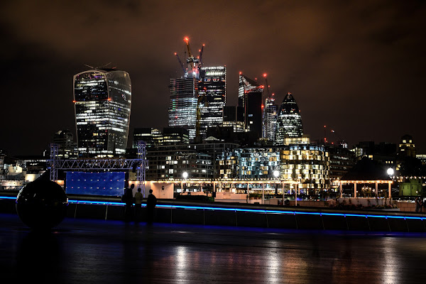City lights, London di silviagrungo