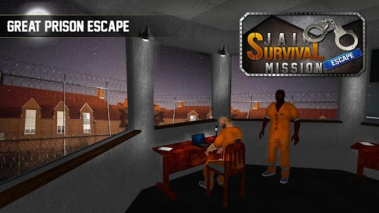 Download Jail Survival Mission : Great Prison Escape 2018 For PC Windows and Mac apk screenshot 15