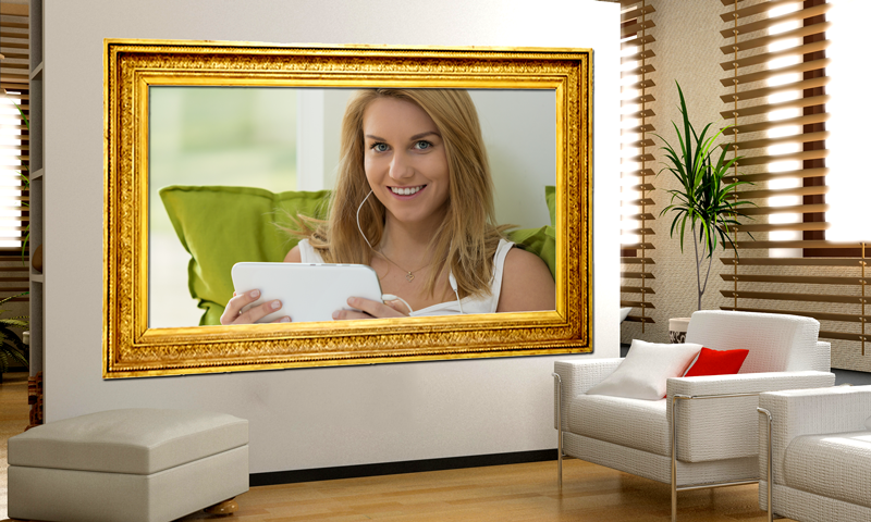 interior photo frames screenshot