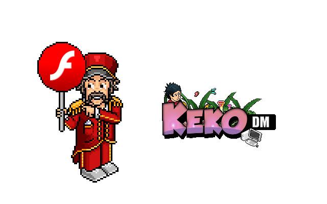 KekoDM Flash Enabler