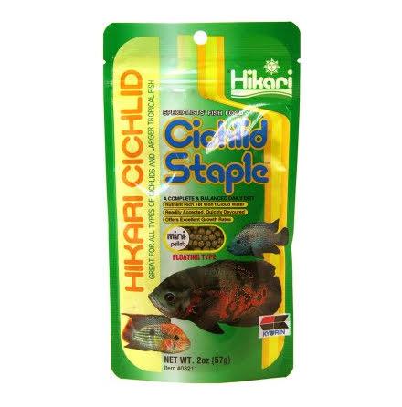 Hikari Ciklid Staple Mini 57g