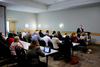 Photo: Small Business Center's Think Global, Act Global