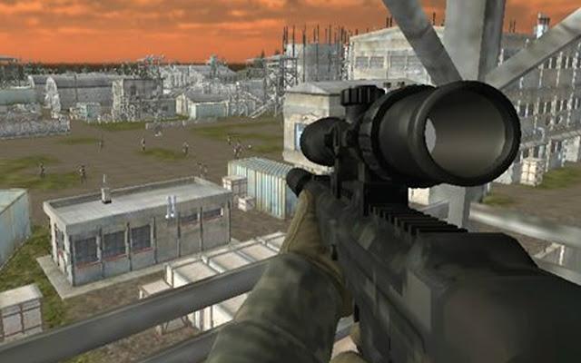 Sniper Mission 3d Game