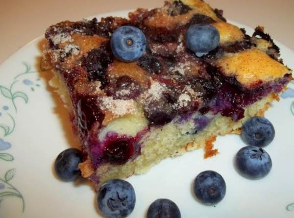 Blueberry Boy Bait Recipe