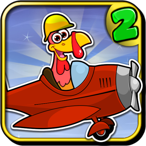 Crazy Turkey Run Halloween 動作 App LOGO-硬是要APP