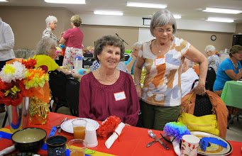 """Photo: Blooms are Everywhere at """"Bloomin Good Time Potluck."""""""