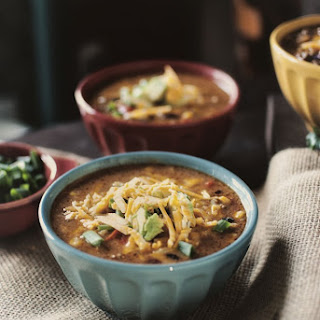 Super Simple Slow Cooker Taco Soup.