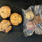 Bake at Home - Trio Scones (3 Flavours)