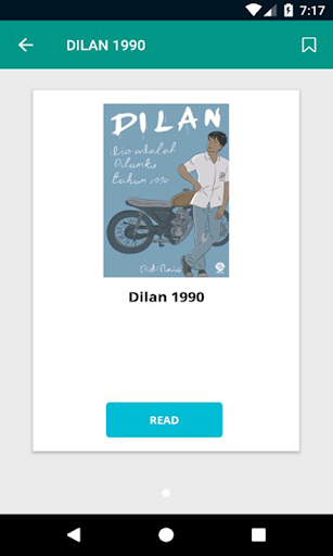 Novel Dilan dan Milea Lengkap for PC