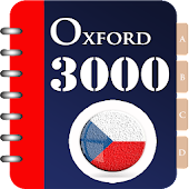 3000 Oxford Words - Czech