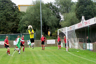 Photo: 30/08/09 v Tiptree United (FACPRd) 2-1 at Leighton Town FC - contributed by Gary Spooner