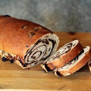 Cinnamon Rum Raisin Bread
