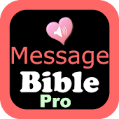 The Message Audio Bible Pro