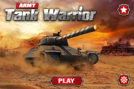 Army Tank Warrior - náhled