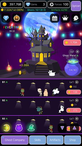 Merge Ghosts: Idle Clicker 1.0.0.4 screenshots 5