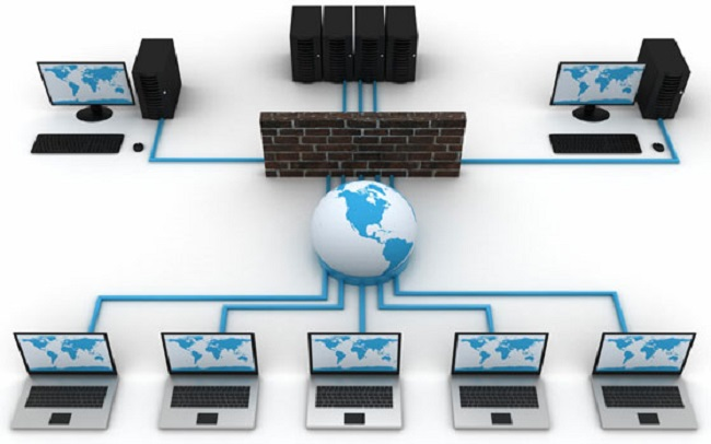 Thi công mạng LAN văn phòng | Viễn Thông VHB
