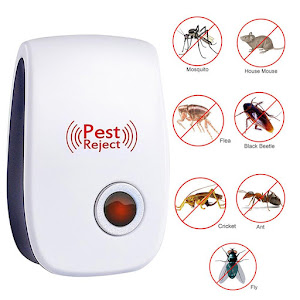 Dispozitiv antidaunatori Pest Reject Repeller Ultrasonic