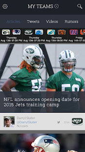 SportsManias: Sports News Feed- screenshot thumbnail