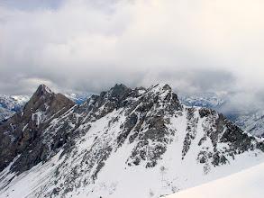 Photo: Panorama z początku lodowca Pasterze