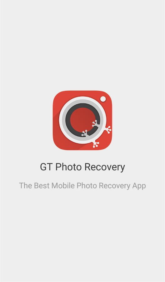 GT Photo Recovery- screenshot