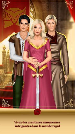 Télécharger Jeux d'histoire d'amour: Romance royale mod apk screenshots 3