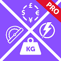Unit Converter All in One Pro Currency Converter icon